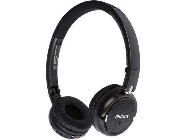 Philips SHB 6250 Bluetooth Wireless Over-Ear Headphone - Black