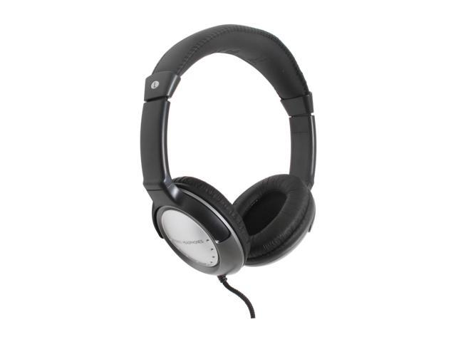 Connectland CM-502 3.5mm Connector Circumaural Stereo Headphone with Built-in Microphone