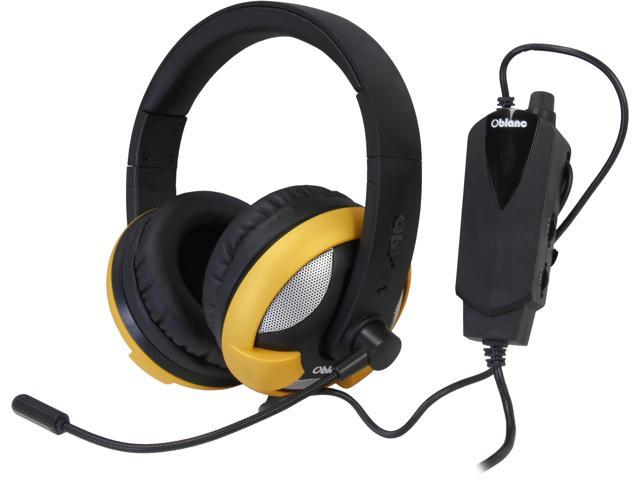 SYBA Oblanc U.F.O. 5.1 USB Connector Surround Sound Headset, 6