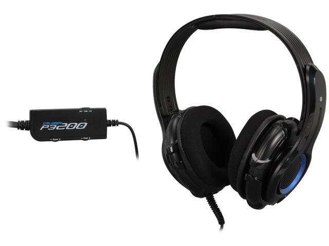 SYBA GamesterGear P3200 PC & PS3 Wired Gaming Headset