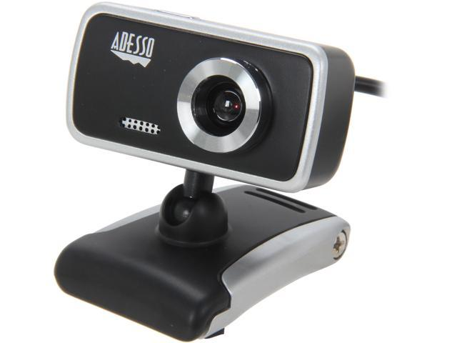 Adesso CYBERTRACK V1 USB 2.0 WebCam