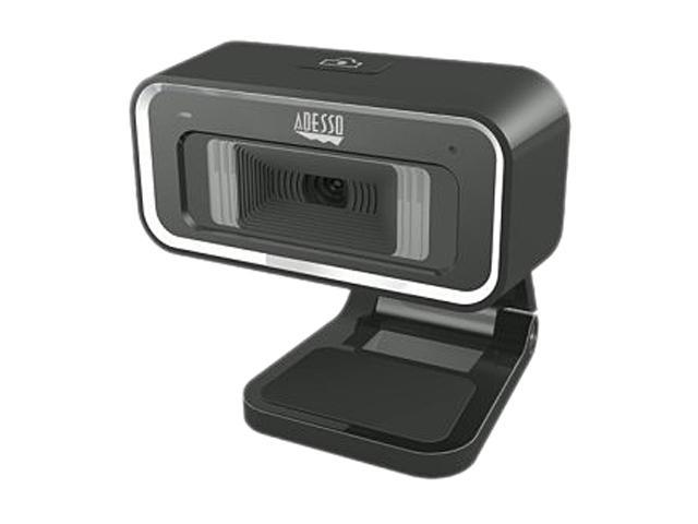 Adesso CYBERTRACK H1 1.3 M Effective Pixels USB 2.0 HD Desktop WebCam