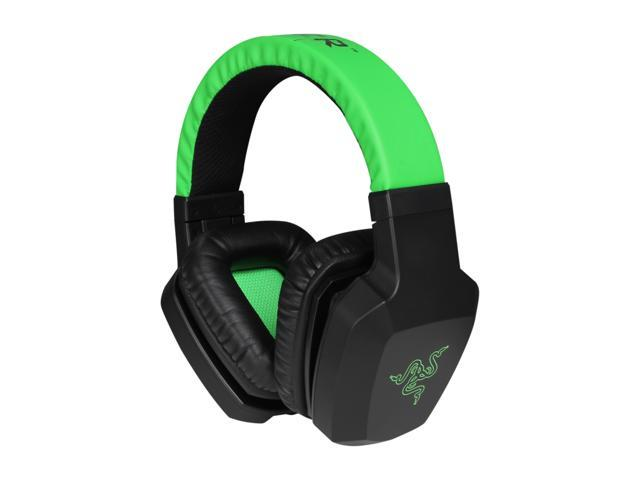 Razer Black/Green RZ04-00700100-R3U1 Electra Essential Gaming & Music Headset