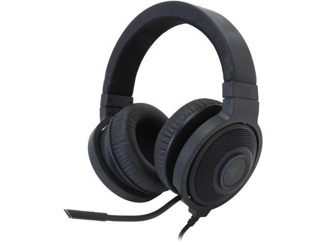 Razer Kraken 7.1 Circumaural Surround Sound Gaming Headset
