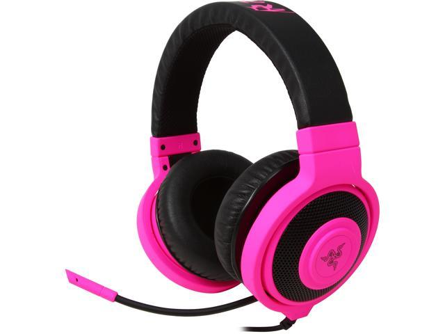 Wireless headphones pink over ear - razer headphones over ear