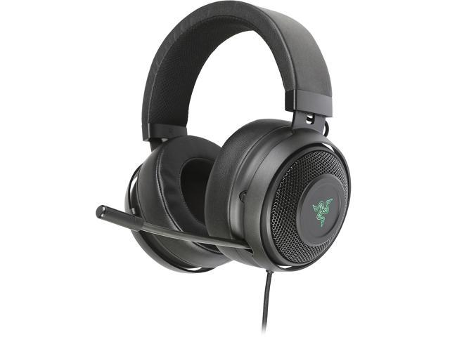 Razer Kraken 7.1 Chroma V2 USB Gaming Headset - 7.1 Surround Sound with Retractable Digital ...