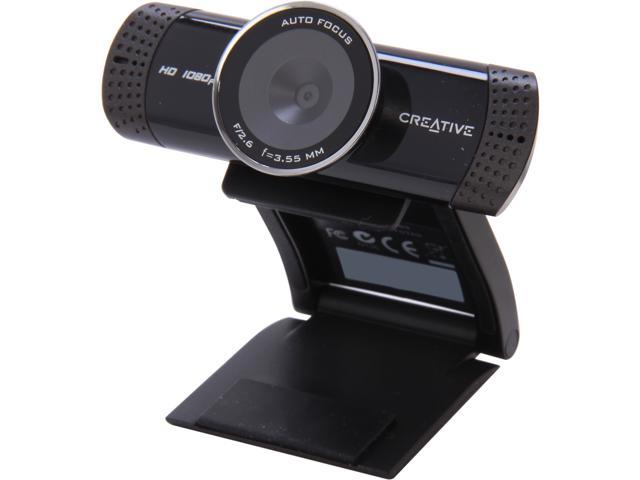 Creative 73VF076000000 Live! Cam Connect HD WebCam