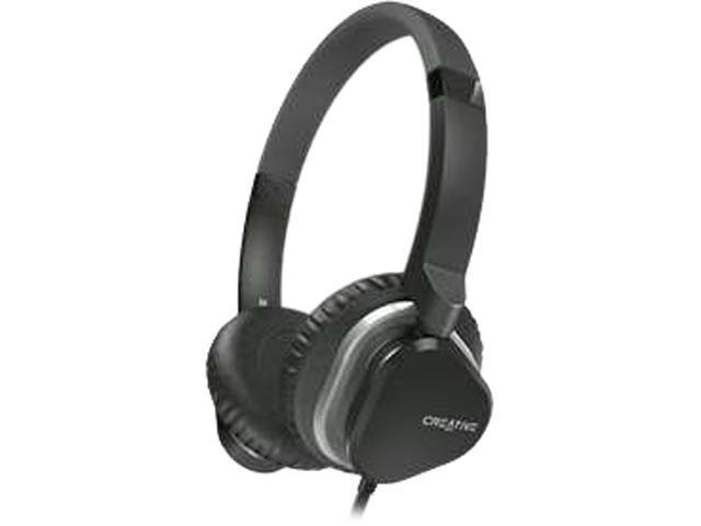 Creative Black 51EF0640AA008 HITZ MA2400 Headset Black