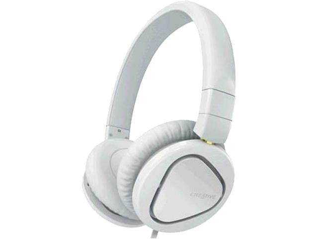 Creative White 51EF0650AA005 HITZ MA2600 Headset White
