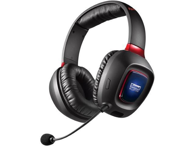 Creative Sound Blaster Tactic3D Rage Wireless V2.0 Circumaural Gaming Headset