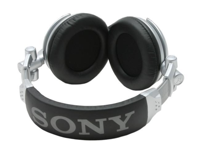 SONY Studio Monitor MDR-V700DJ 3.5mm/ 6.3mm Connector Circumaural DJ Headphone