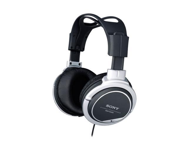 sony studio monitor series headphones mdr xd200. Black Bedroom Furniture Sets. Home Design Ideas