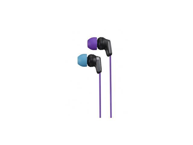 SONY MDR-EX35LP/VB Canal Headphone (Violet / Blue)