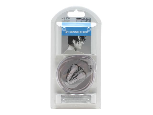 Sennheiser MX500W 3.5mm Connector Earbud Lightweight Headphones