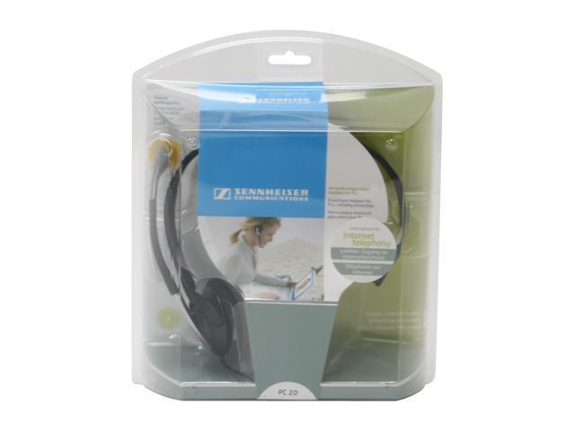 SENNHEISER PC20 3.5mm Connector Single Ear Headset