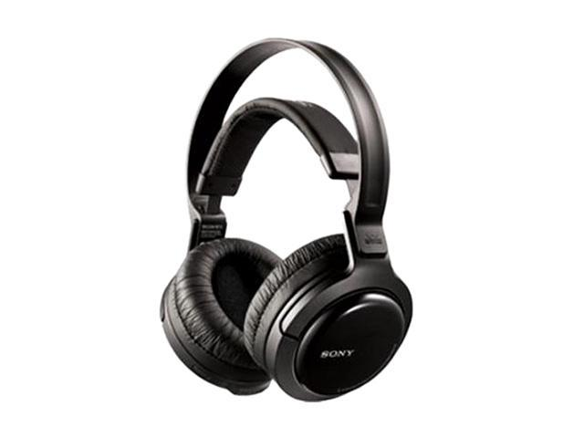 SONY MDR-RF970RK Supra-aural Radio Freq Wireless Headphones
