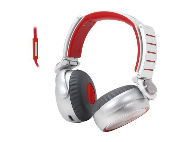 SONY Red MDR-X10/RED 3.5mm Connector Over-Ear X Headphones - Red