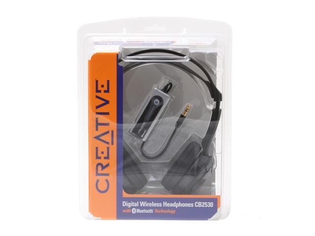 Creative CB2530 3.5mm Connector Circumaural Digital Headphones