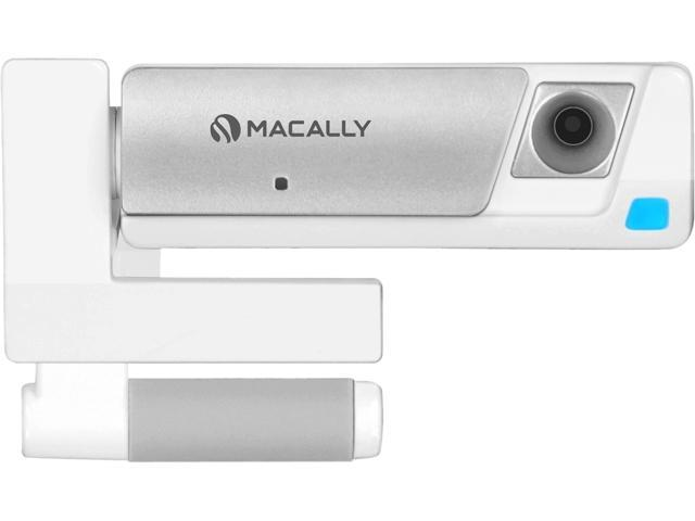 macally MEGACAM 2.0 M Effective Pixels USB 2.0 Portable Video Camera W/ Built in Mic