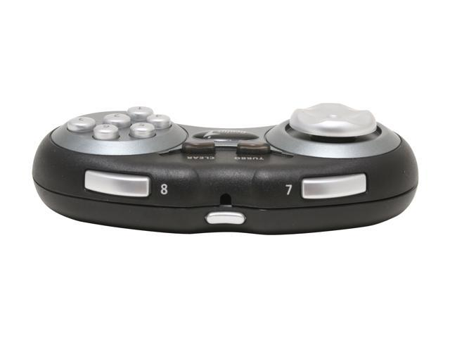 Genius MaxFire Pandora - Mini Game Pad for Notebooks with USB Cable and High Precision Buttons
