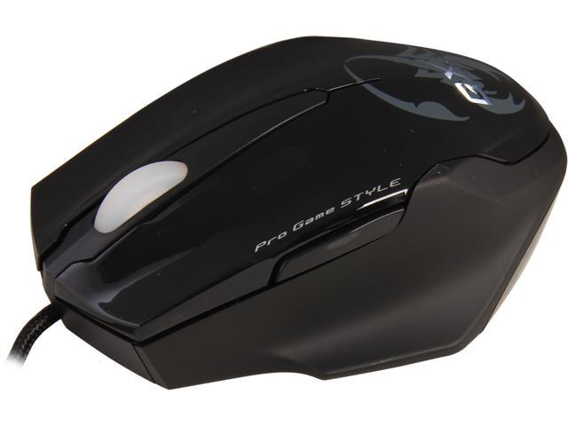 Genius Maurus 31010128101 Black Wired Optical FPS Professional Gaming Mouse