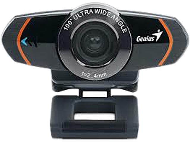 Genius 32200318100 WideCam 320 USB 2.0 Ultra wide angle Video Conference Webcam