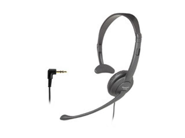 Panasonic KX-TCA400 2.5mm Connector Single Ear Noise Canceling Headset for Telephones