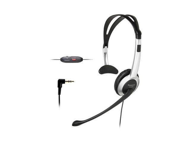 Panasonic KX-TCA430 Sub-mini phone Connector Over-the-head Headset