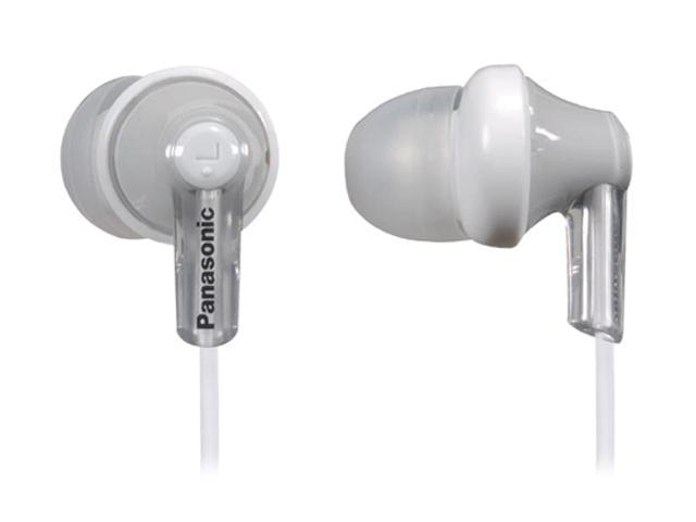 Panasonic Earphone with iPhone controller (White) RP-HJC120-W