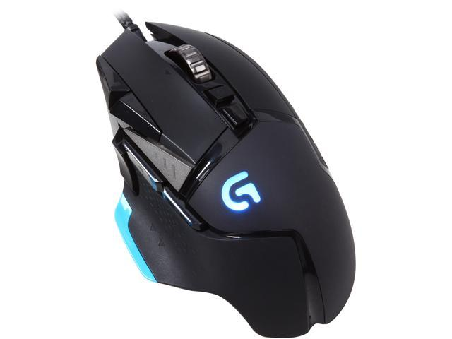 refurbished logitech g502 proteus core tunable gaming