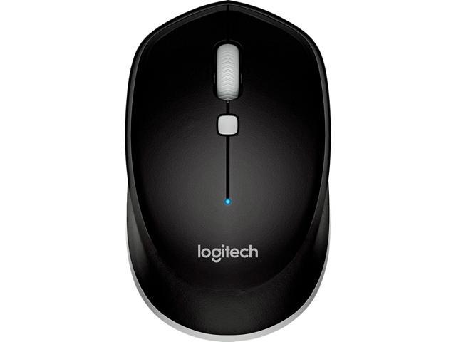 Logitech M535 910-004432 Gray/Black Bluetooth Bluetooth Wireless Laser-grade Optical Mouse