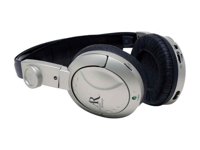 Acoustic Research AW721 Circumaural Wireless Stereo Headphones