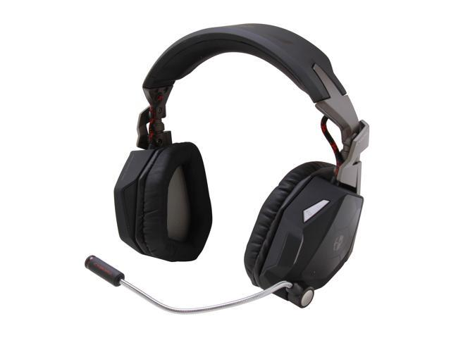Mad Catz F.R.E.Q.5 Stereo Gaming Headset for PC and Mac - Matte Black