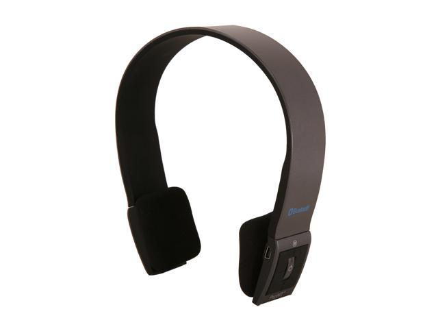 inland 87098 Supra-aural ProHT Bluetooth Headset (Charcoal)