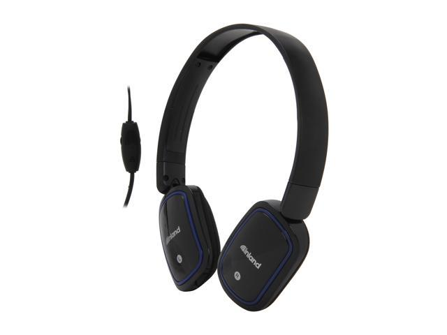 inland 87072 Supra-aural Headset with Volume Control