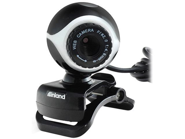inland 86301 WebCam with Microphone