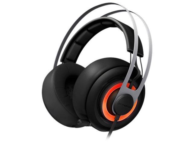 SteelSeries Siberia Elite Circumaural Headset - Black