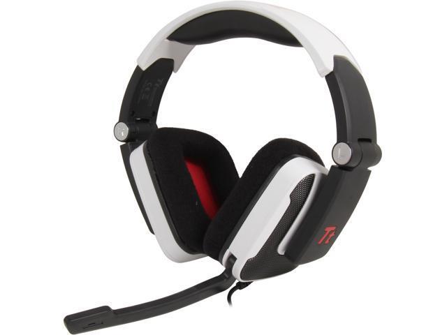 Tt eSPORTS SHOCK PC Gaming Headset - Shining White