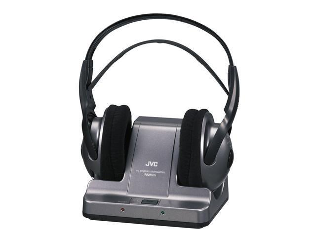 JVC HA-W600RF Circumaural 900 MHz Wireless Stereo Headphone