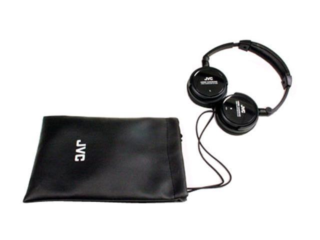 JVC HA-NC80 Supra-aural Noise Cancelling Headphone