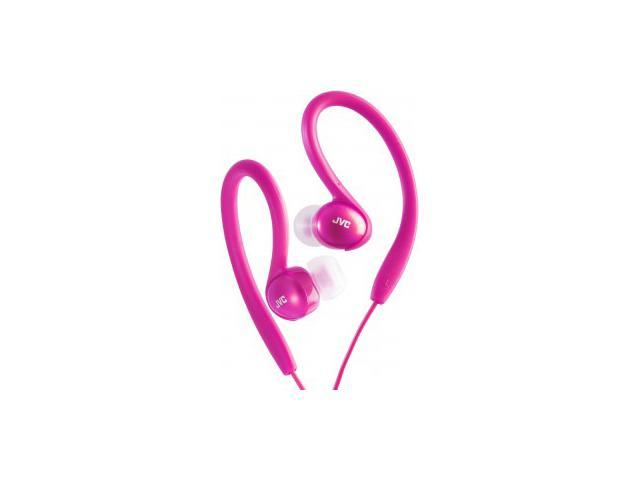 JVC HA-EBX5 3.5mm Connector Canal Sports Clip Headphones