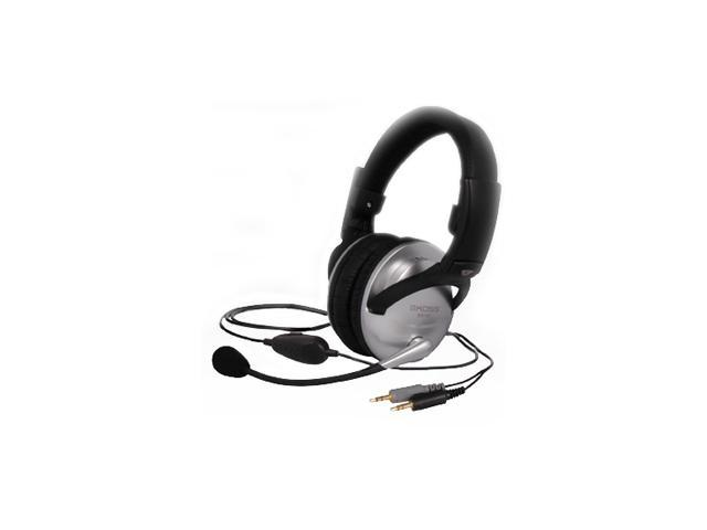 KOSS SB49 07 3.5mm Connector Circumaural Stereo Headset