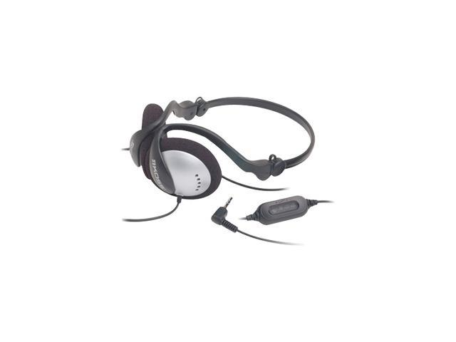 KOSS KSC17 (163585) 3.5mm Connector Supra-aural Collapsible Stereo Headphone