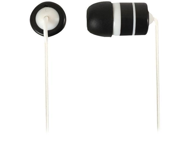 KOSS Black RUK 20K Earbud Headphone