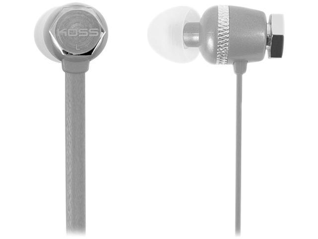 KOSS Silver RUK 30S Earbud Headphone