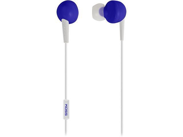KOSS Blue KEB6IB Earbud In Ear Bud