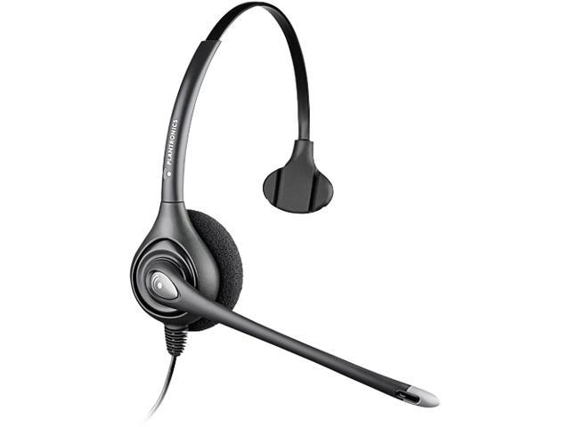 Plantronics HW251N Supraplus Wideband Single Ear Headset