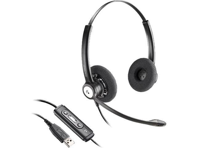 Plantronics C620-M Blackwire 600 Series Stereo (Microsoft) Headset