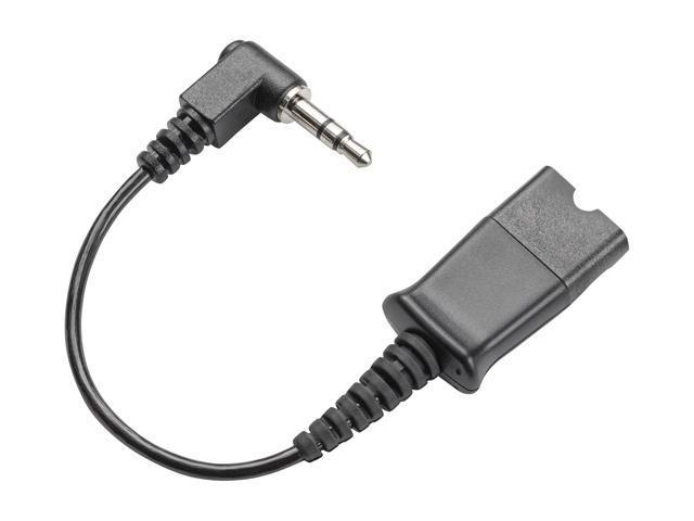 PLANTRONICS 40845-01 3.5MM PLUG TO Q.D.