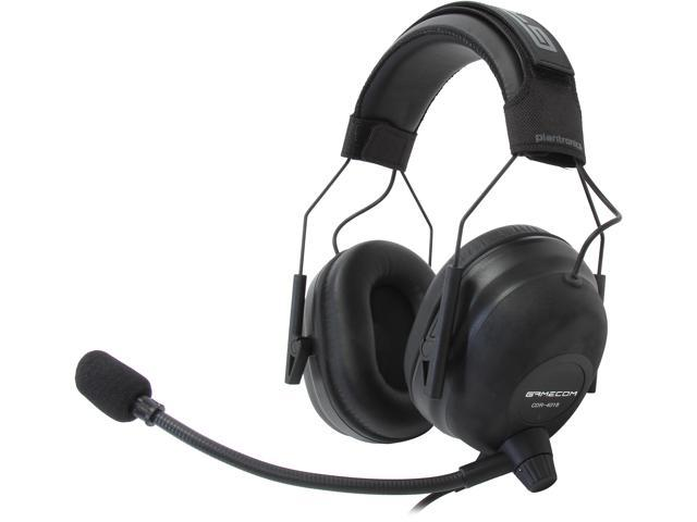 PLANTRONICS GameCom Commander 3.5mm Connector Circumaural Limited Edition Tournament Gaming Headset